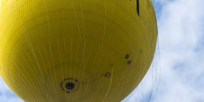 Ballon Aerophile au Mexique