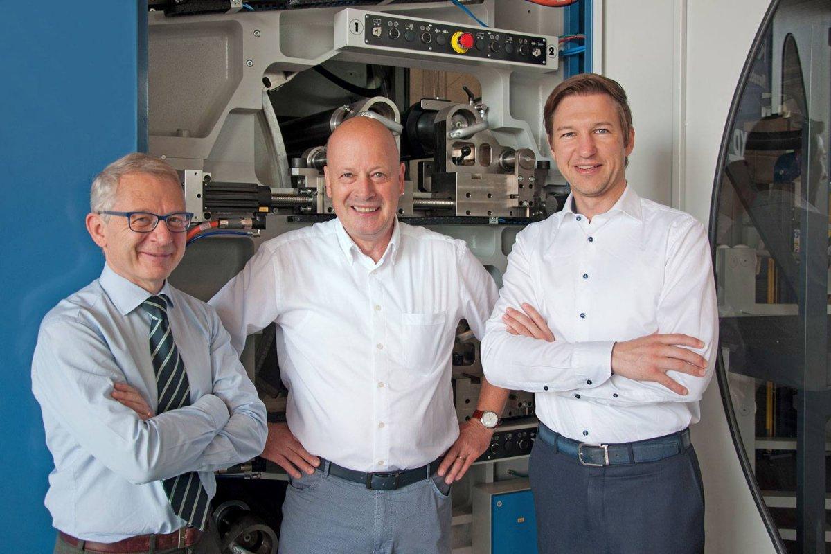 Peter Lechner à la tête de Flexotecnica