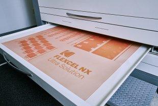 Nouvelles plaques eau Flexcel NX Ultra