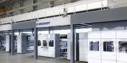 Machine d'enduction MCO 5000