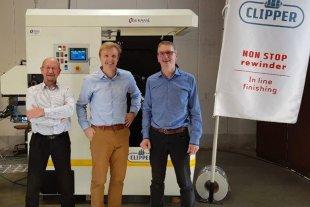 De gauche à droite, Bruno Roye, Charles Dernoncourt et Thierry Choteau