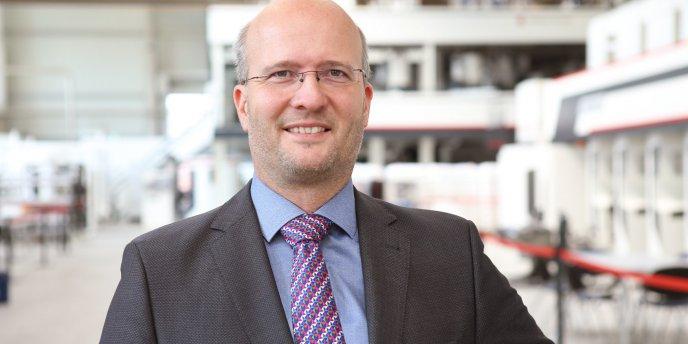 Sven Michael, directeur de W&H Digital